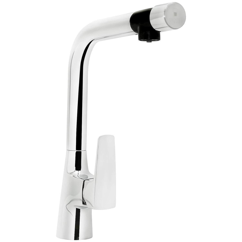 Bristan Gallery Pure Kitchen Sink Mixer Tap - Chrome