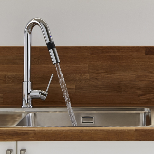 Bristan Gallery Smart Kitchen Sink Mixer Tap - Chrome-0