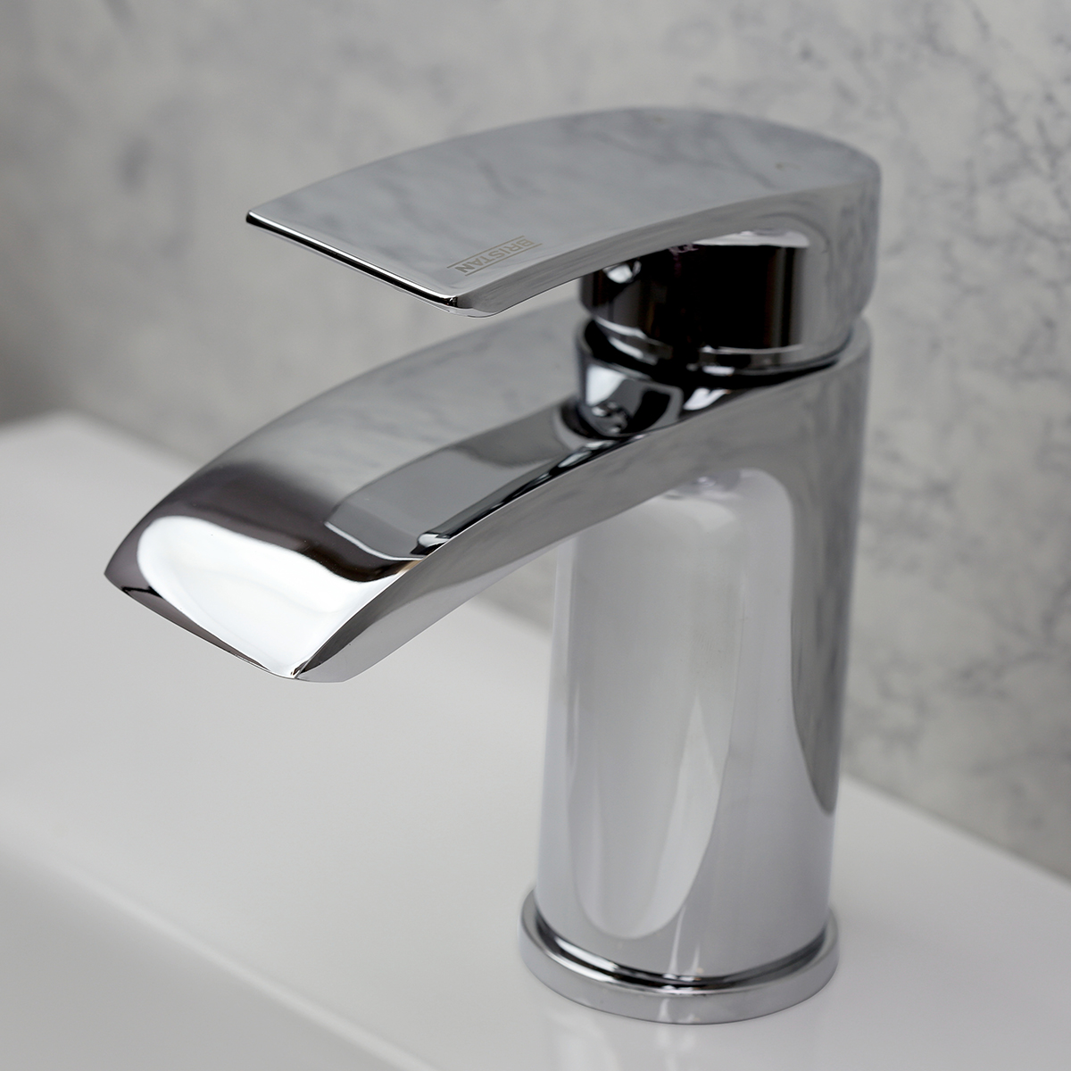 Bristan Glide Basin Mixer Tap - Chrome