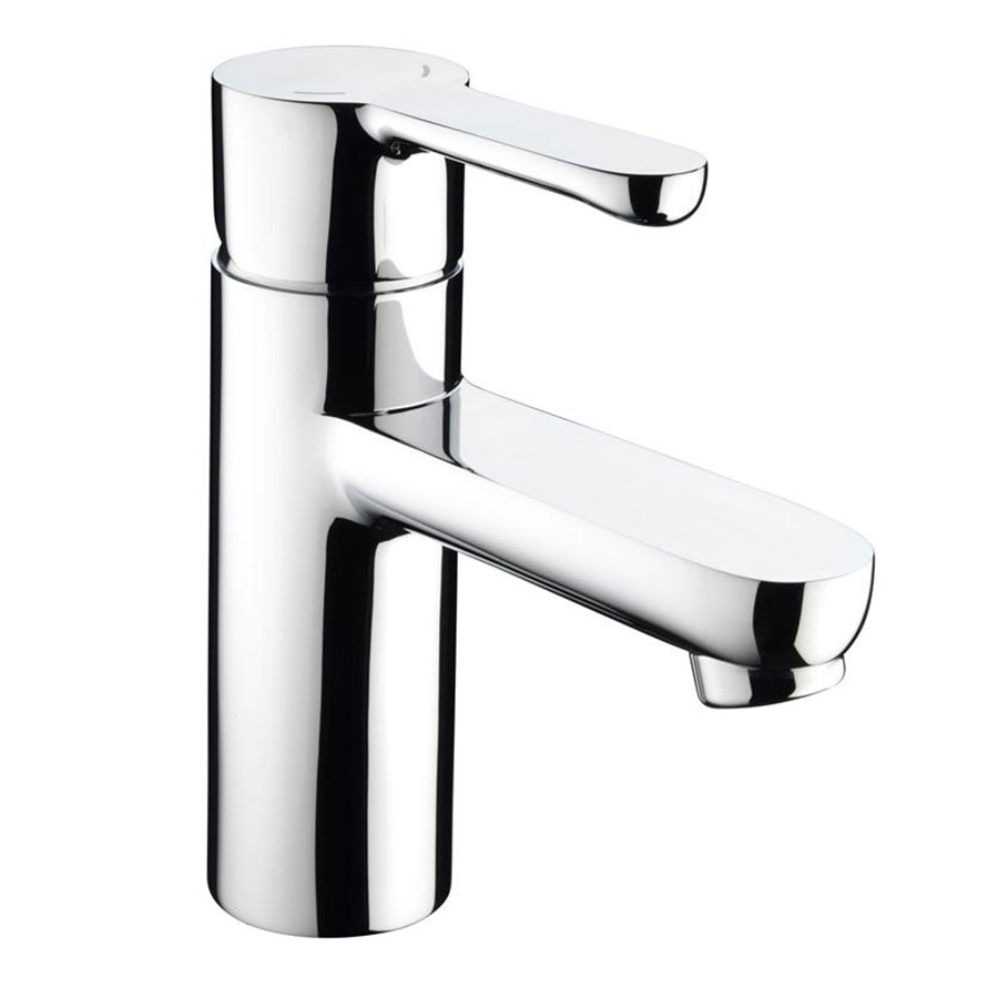 Bristan Nero Basin Mixer Tap Without Waste, Chrome
