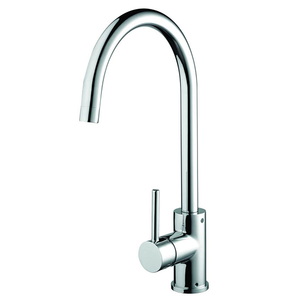 Bristan Pistachio EasyFit Mono Kitchen Sink Mixer Tap, Single Handle, Chrome