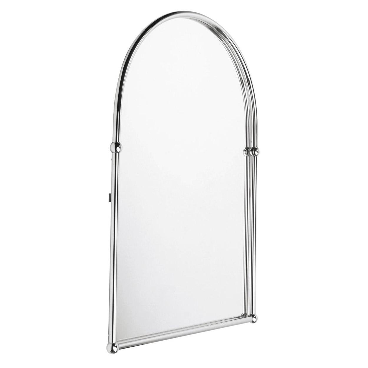 Bristan Solo Bathroom Mirror Chrome Plated