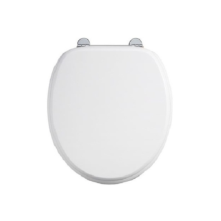Burlington Bathroom Suite, Standard Low Level Toilet, Push Button Cistern-0