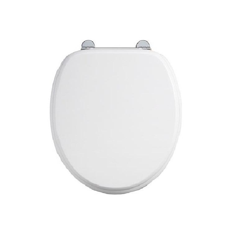 Burlington Bathroom Suite, 650mm Wide Classic Round Basin, 2 Tap Hole-0