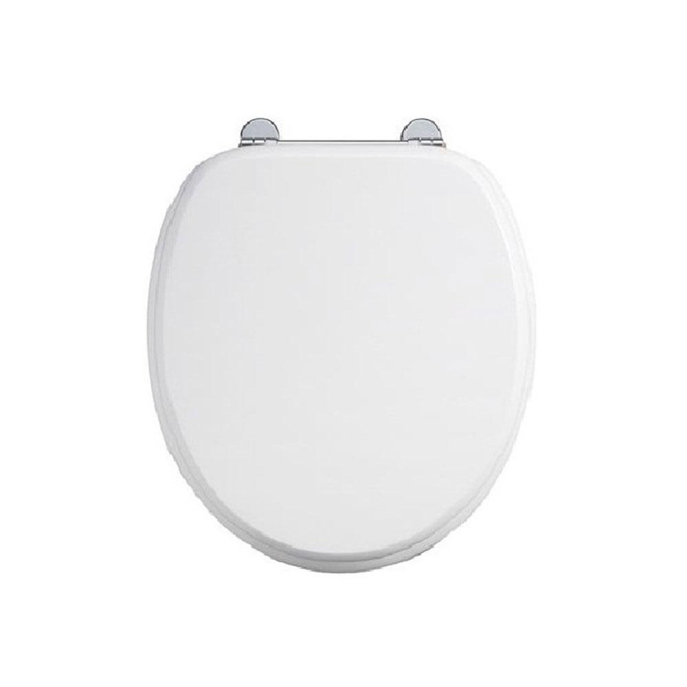 Burlington Furniture Bathroom Suite 670mm Wide Vanity Unit Matt White - 0 Tap Hole-1