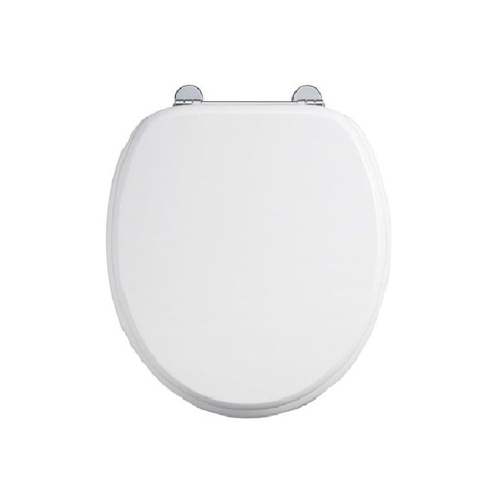 Burlington Furniture Bathroom Suite 980mm Wide LH Vanity Unit Matt White - 0 Tap Hole-1