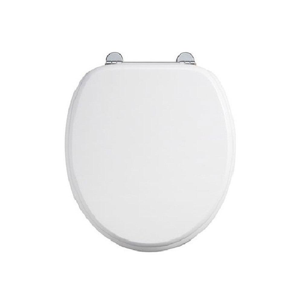 Burlington Furniture Bathroom Suite 980mm Wide RH Vanity Unit Matt White - 0 Tap Hole-1
