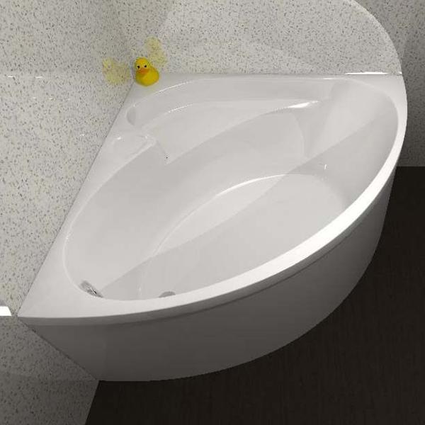 Carron Oriole Corner Bath 1200mm x 1200mm 5mm - Acrylic-0