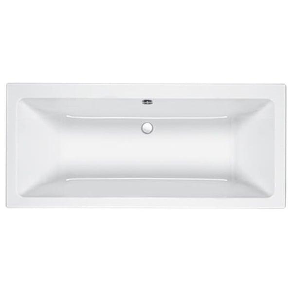 Carron Quantum Double Ended Rectangular Bath 1800mm x 800mm 5mm - Acrylic-1