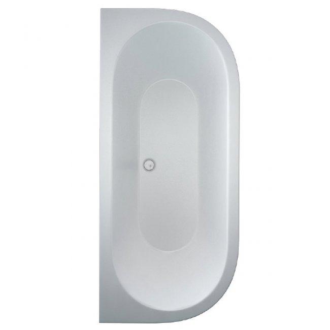 Cleargreen Saturn Freestanding Bath 1700mm x 750mm - White-1