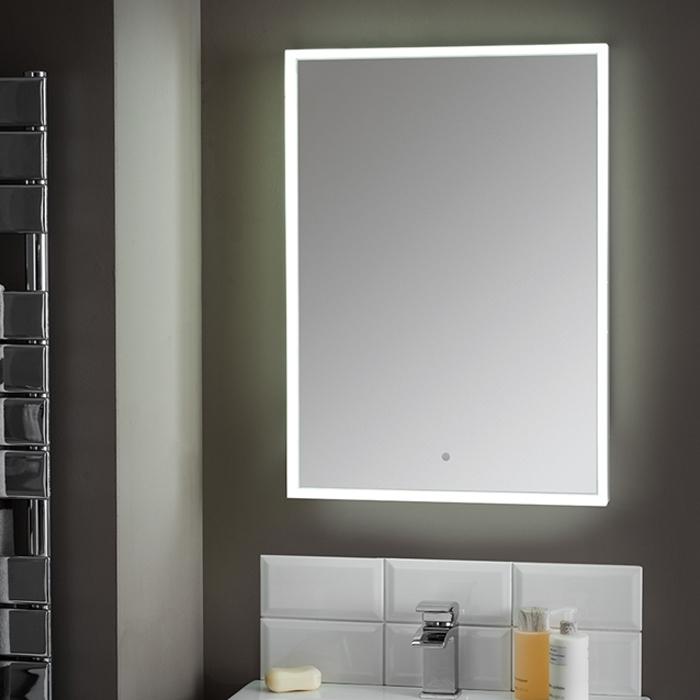 Duchy Hepburn Mirror 700mm H x 500mm W