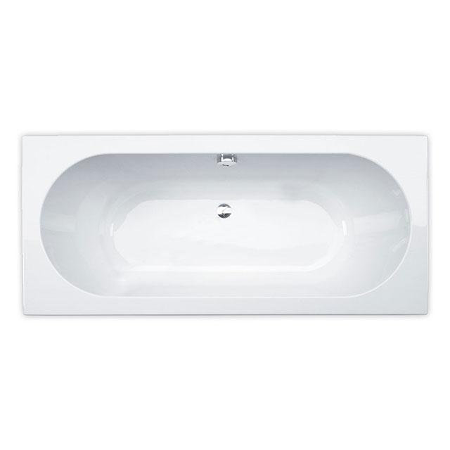 Duchy Richmond Double Ended Rectangular Bath 1700mm x 750mm 5mm - Acrylic-0