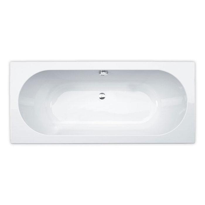 Duchy Richmond Double Ended Rectangular Bath 1800mm x 800mm 5mm - Acrylic-0