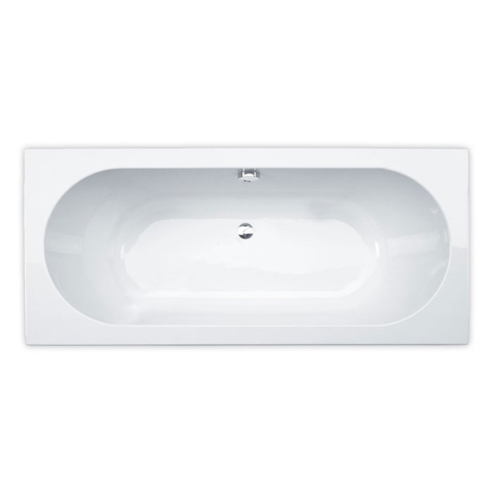 Duchy Richmond Double Ended Rectangular Bath 1700mm x 700mm 5mm - Acrylic-0