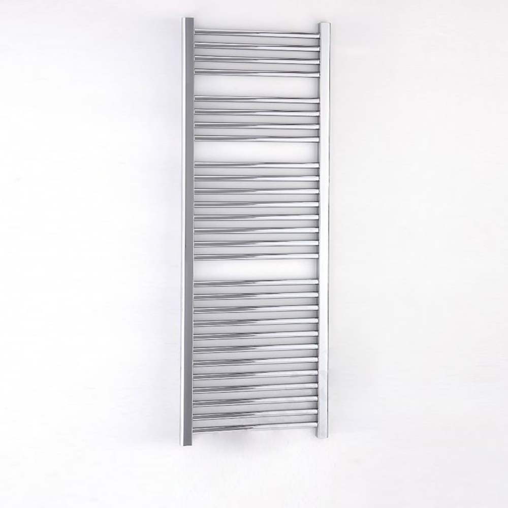 Duchy Standard Straight Towel Rail 1430mm H X 500mm W - Chrome