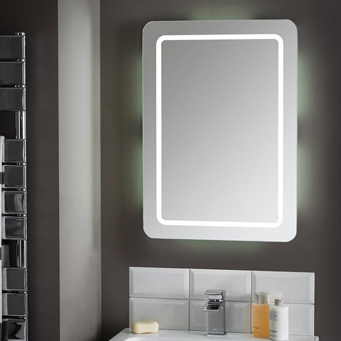 Duchy Taylor Mirror 700mm H x 500mm W-0