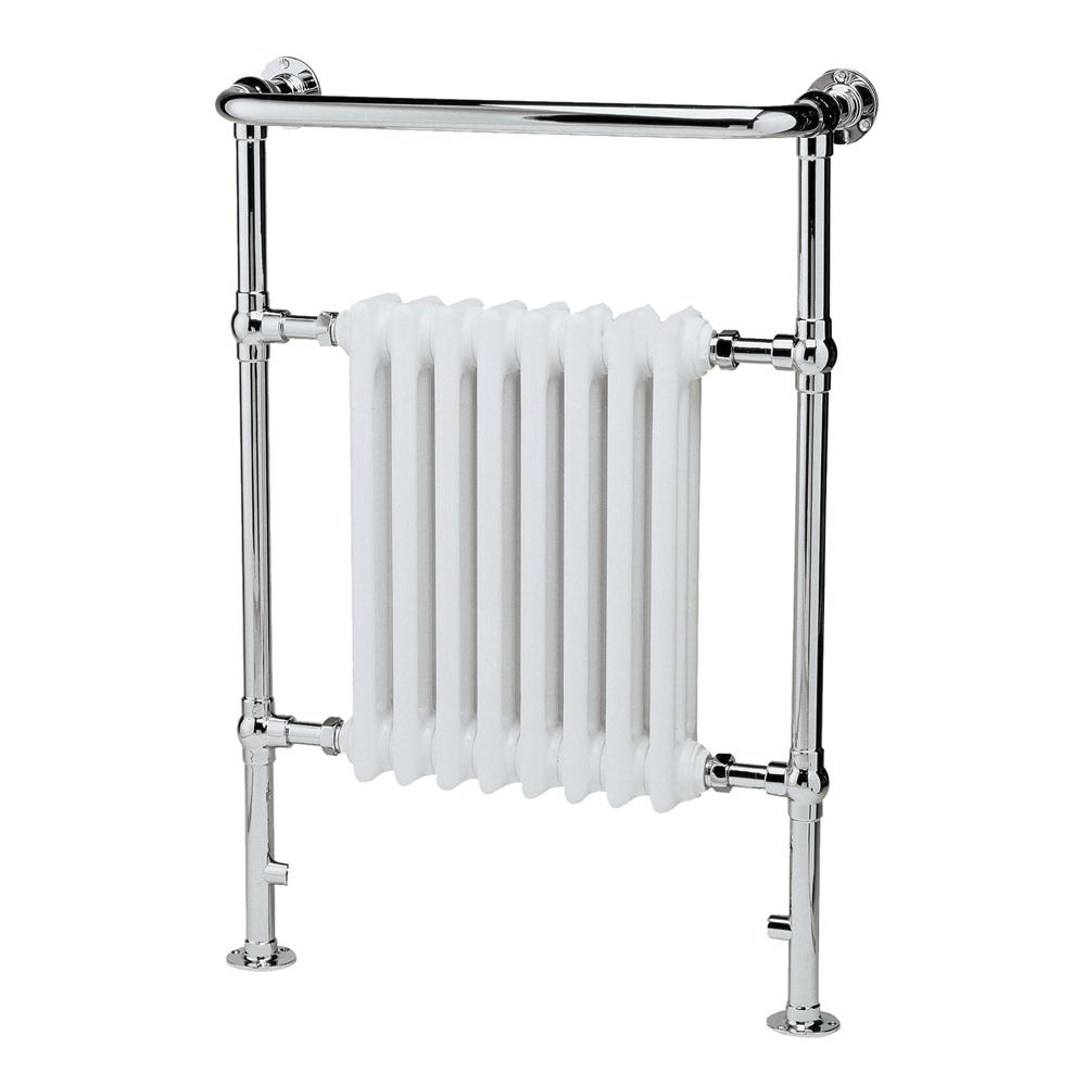 Hudson Reed Harrow Heated Towel Rail 965mm H x 673mm W Chrome-0