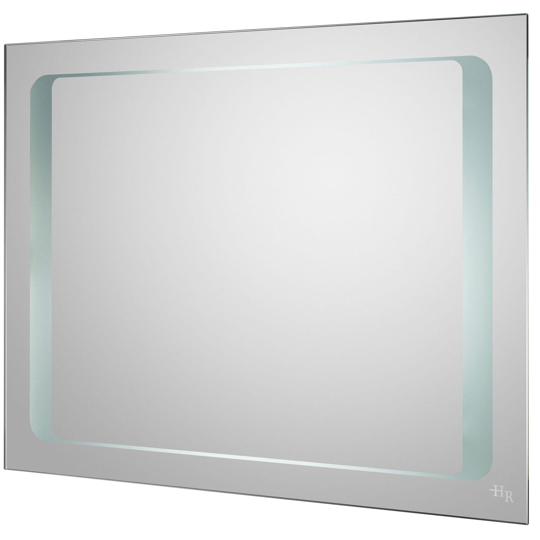 Hudson Reed Insight Touch Sensor & Demister Bathroom Mirror, 600mm H x 800mm W