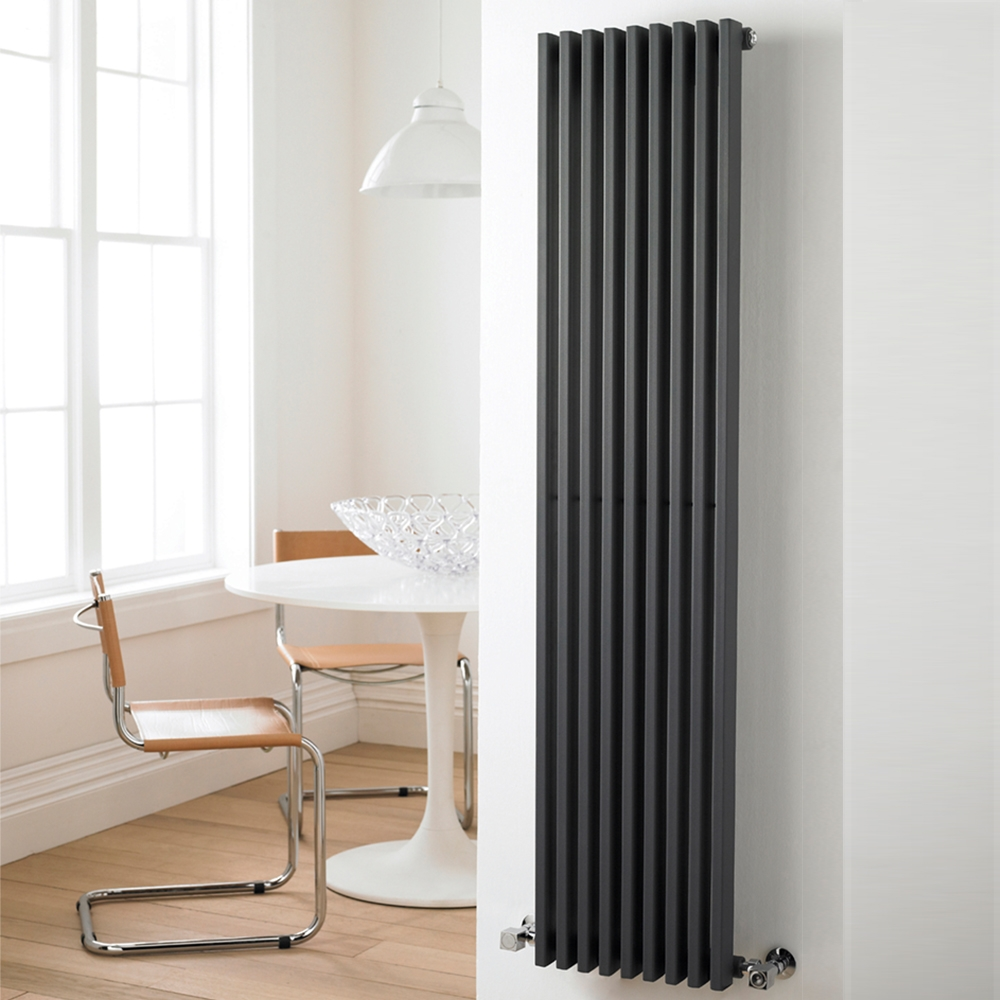 hudson reed parallel designer radiator hla90 1800mm x. Black Bedroom Furniture Sets. Home Design Ideas