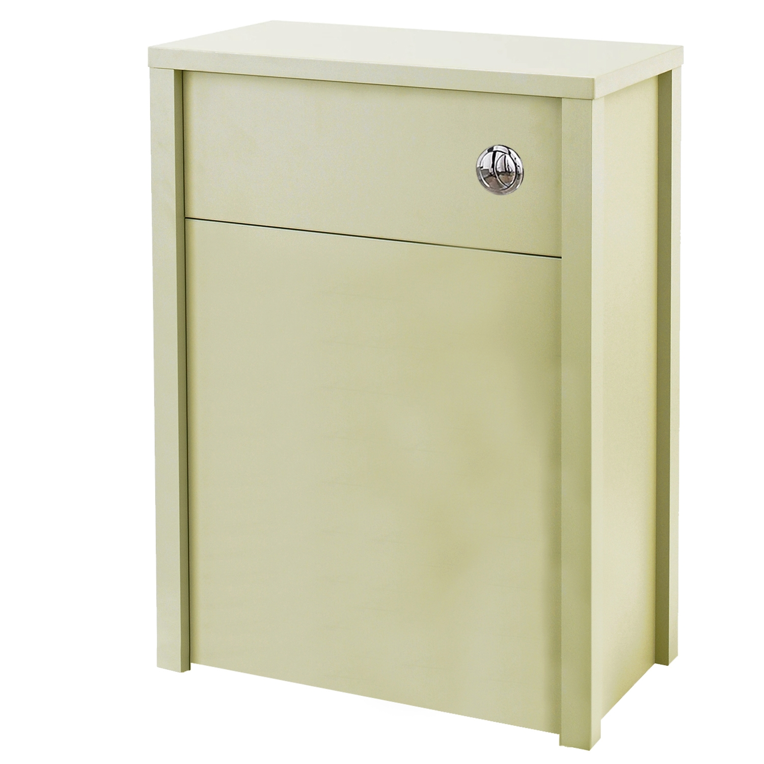 Hudson Reed Back to Wall WC Toilet Unit 595mm Wide Front Access Pistachio