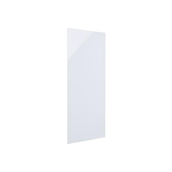 Hudson Reed Infrared Heating Panel 1100mm H x 550mm W - White Glass