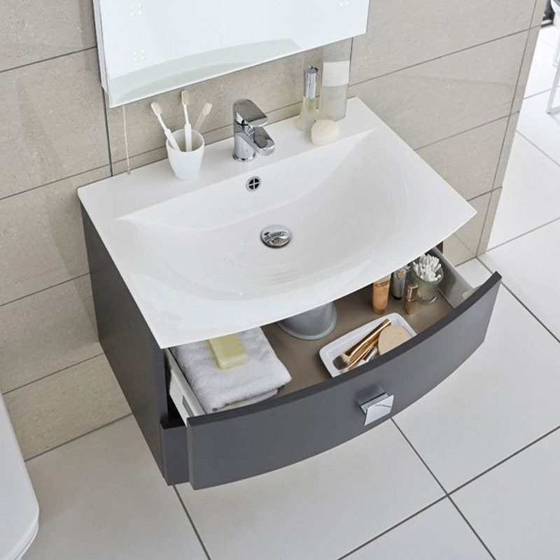 Hudson Reed Sarenna Vanity Unit | 706mm | Wall Mounted | SAR617