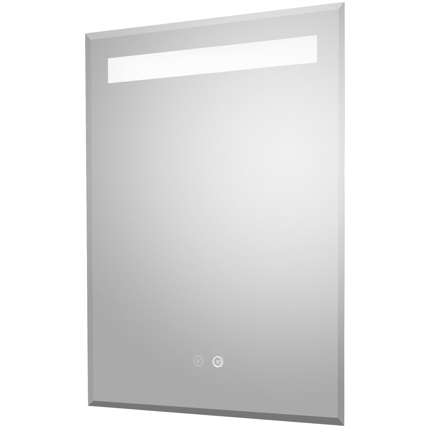 Hudson Reed Vizor Bathroom Mirror 700mm H x 500mm W