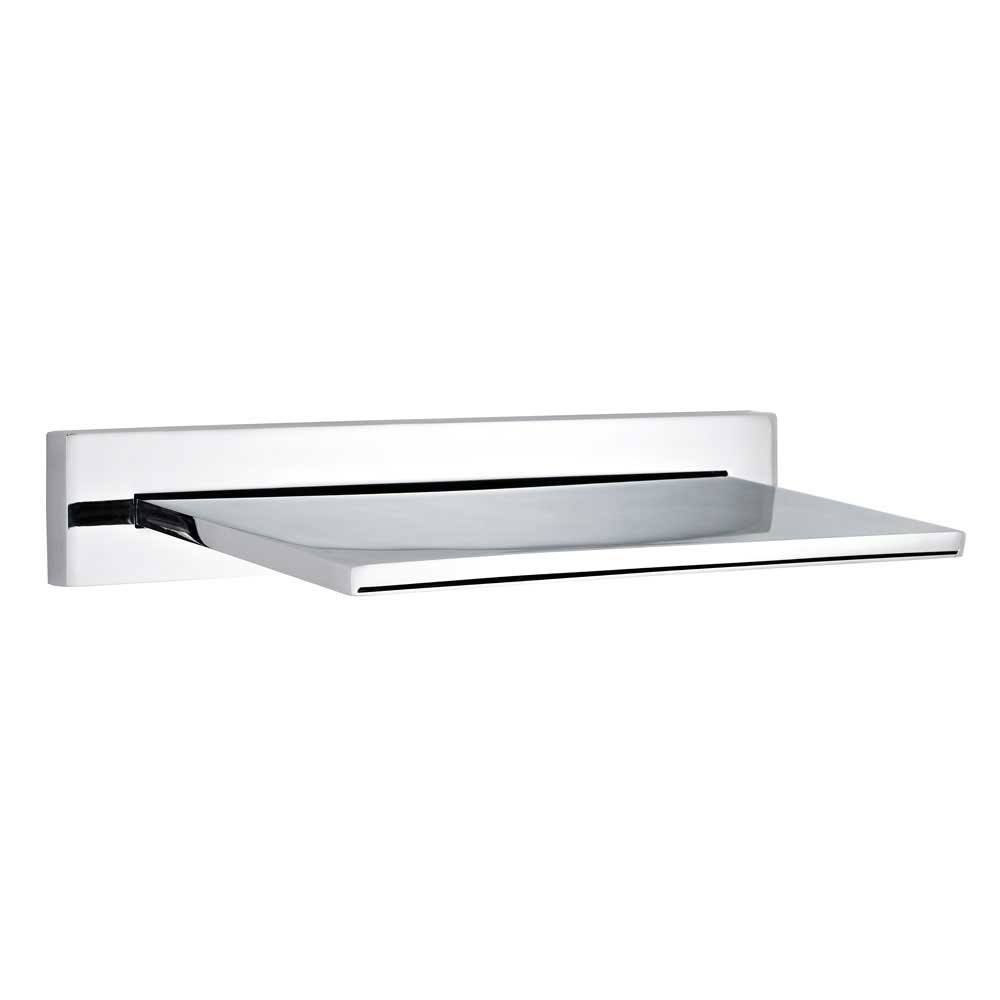 Hudson Reed Waterfall Bath Filler Spout With Concealed