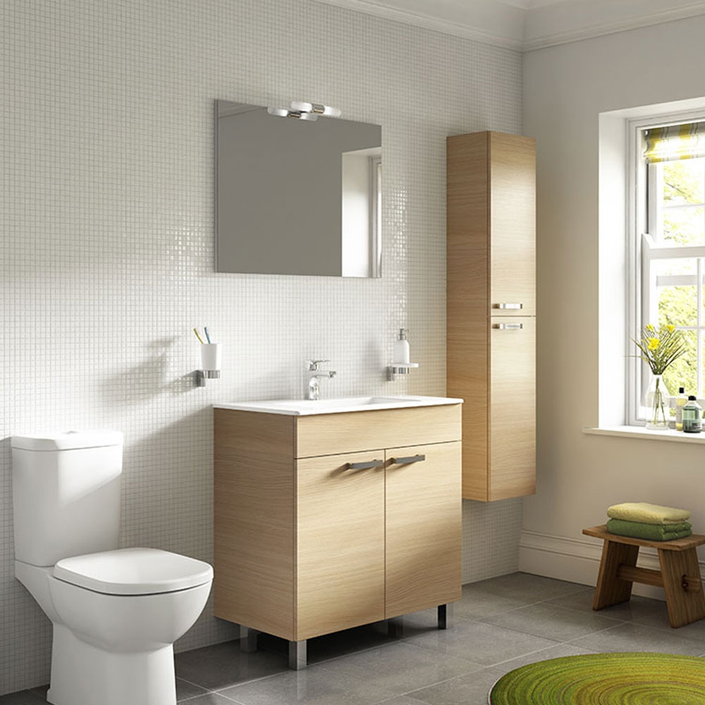 Ideal Standard Tempo Bathroom Mirror 600mm High X 800mm Wide