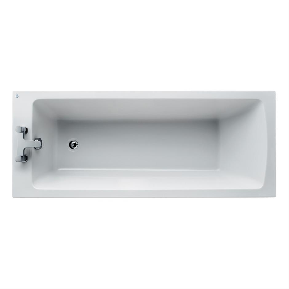 Ideal Standard Tempo Modern Bathroom Suite 2 White-0