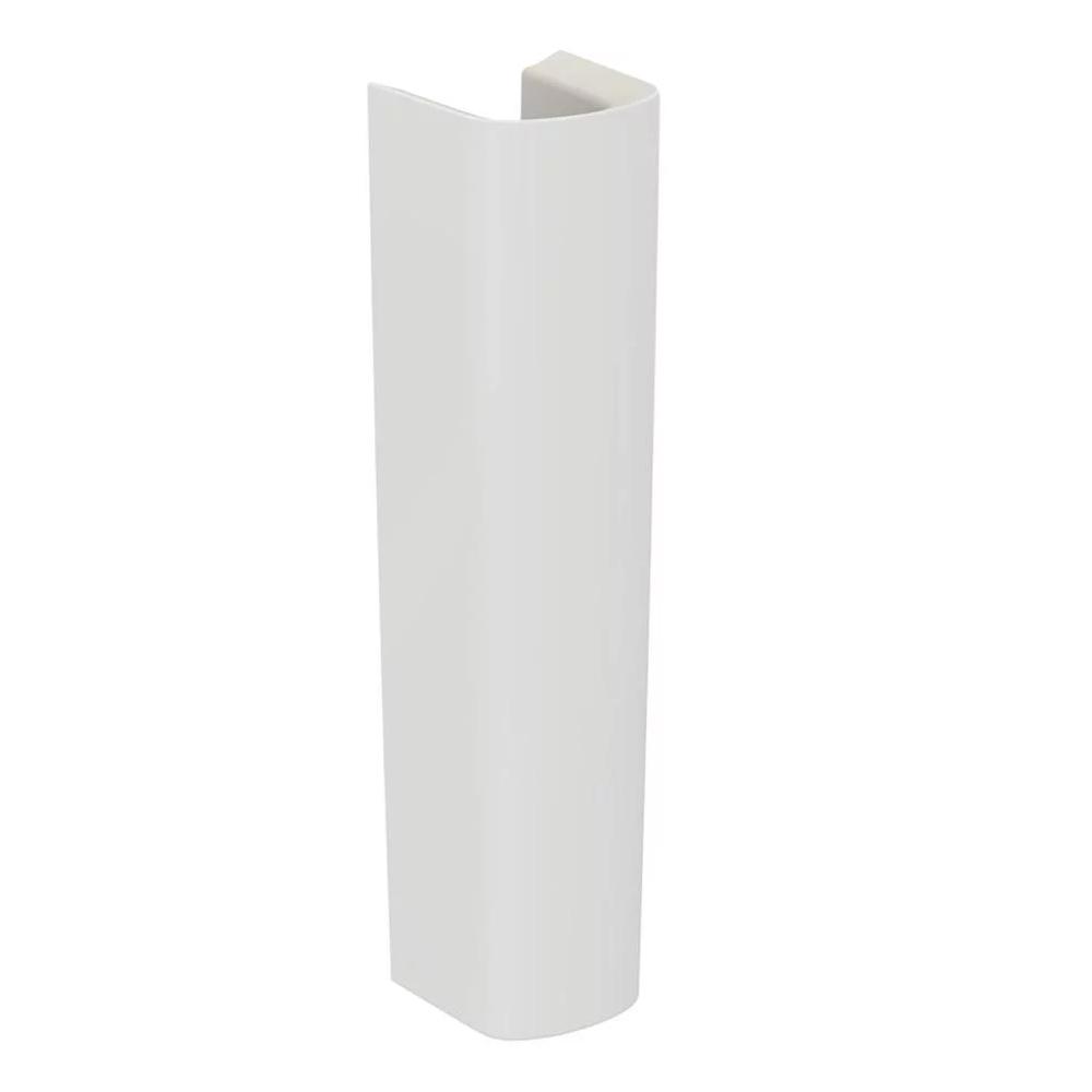 Ideal Standard Tempo Bathroom Cloakroom Suite Horizontal Pan 1 Tap Basin - White-1
