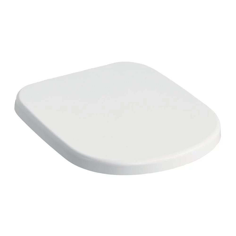 Ideal Standard Tempo Bathroom Cloakroom Suite Horizontal Pan 1 Tap Basin - White-4