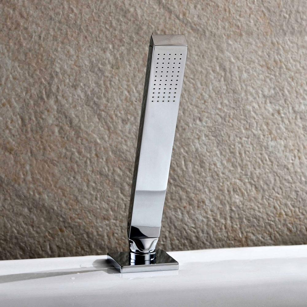 JTP Athena Dual Concealed Mixer Shower with Shower Handset + Bath Filler