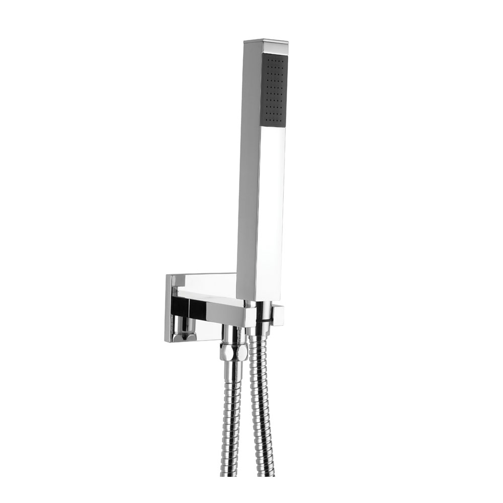 JTP Athena Dual Concealed Mixer Shower with Shower Handset + Fixed Head