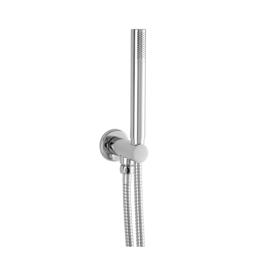 JTP Florentine Dual Concealed Mixer Shower with Shower Handset + Fixed Head
