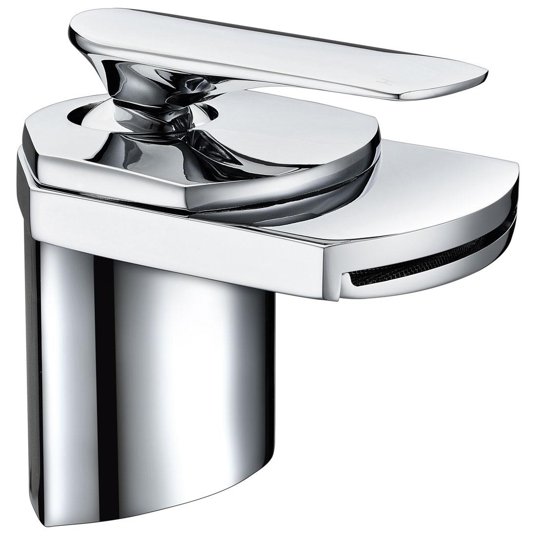 JTP Gant Basin Mixer Tap with Click Clack Waste Single Handle - Chrome