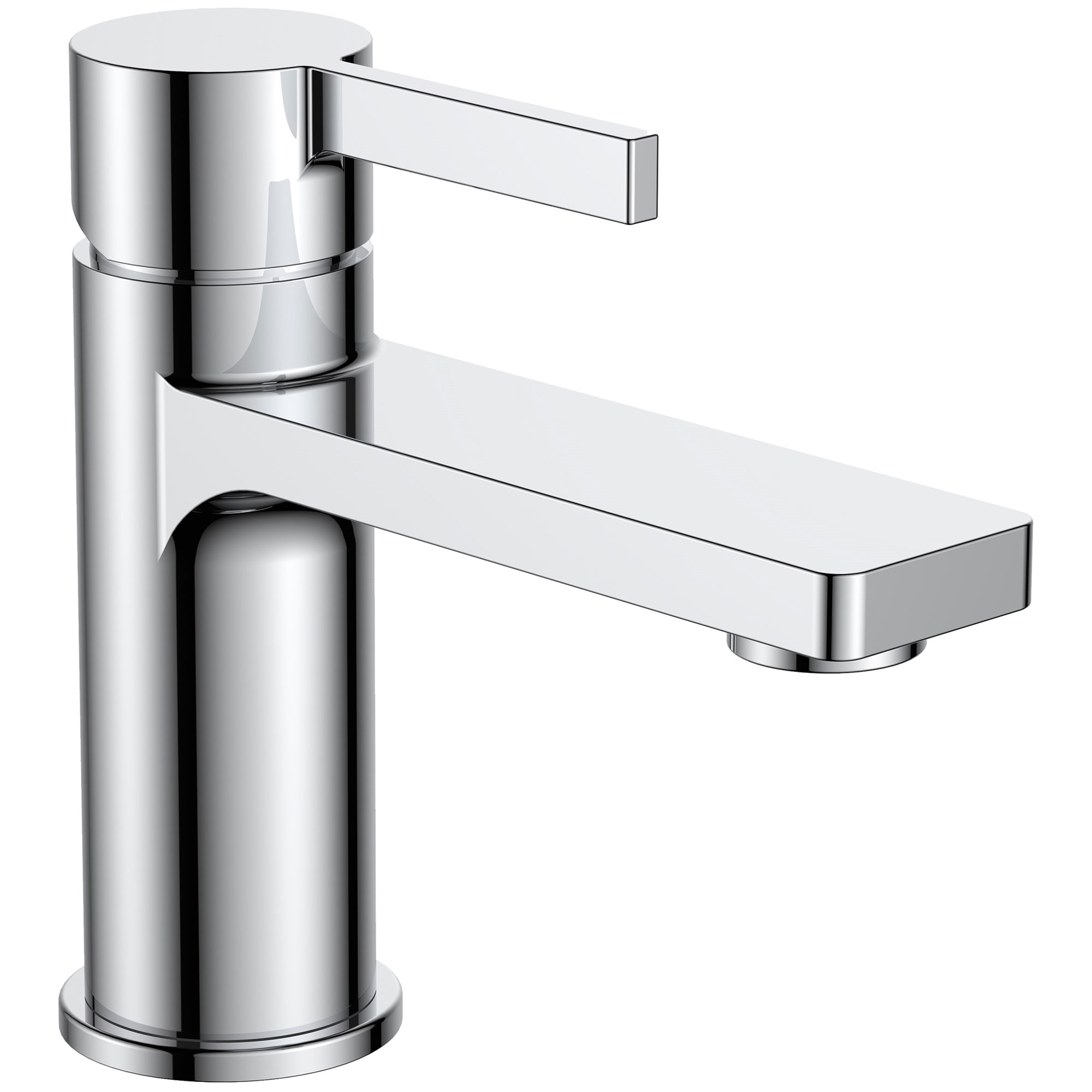 JTP Hugo Basin Mixer Tap Single Handle - Chrome