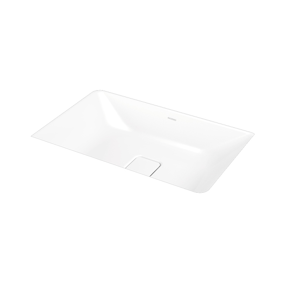 Kaldewei Cono Undercounter Basin 569mm Wide - 0 Tap Hole
