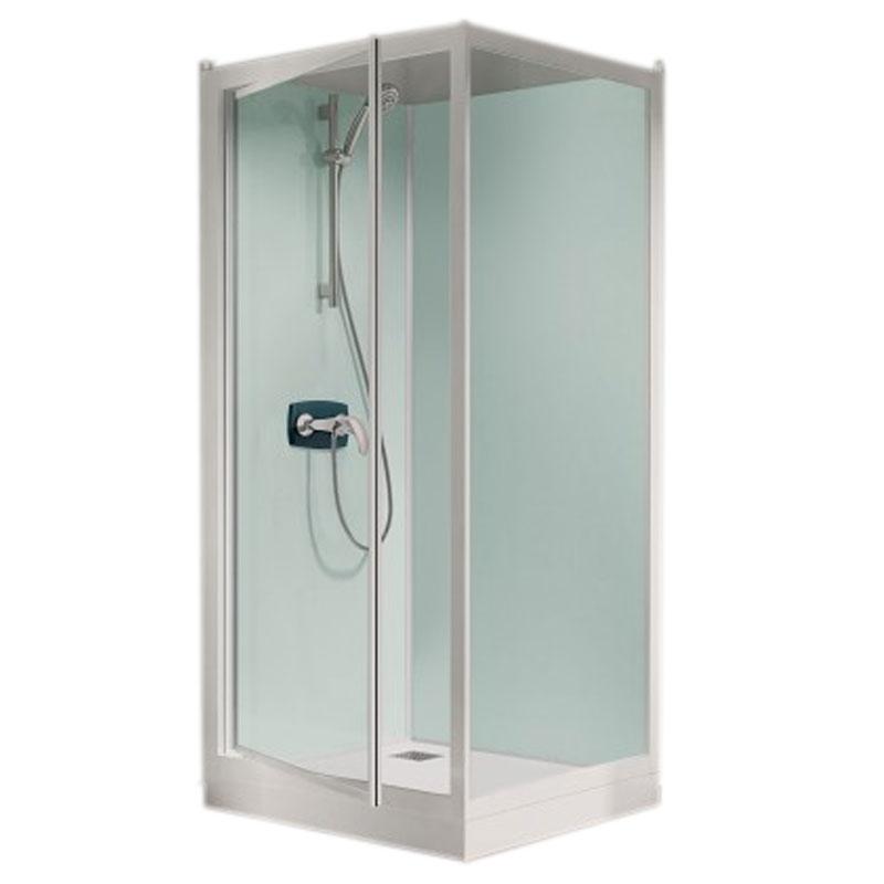 Kinedo Kineprime Shower Cabin | CA721TTN | 800mm x 800mm | Clear