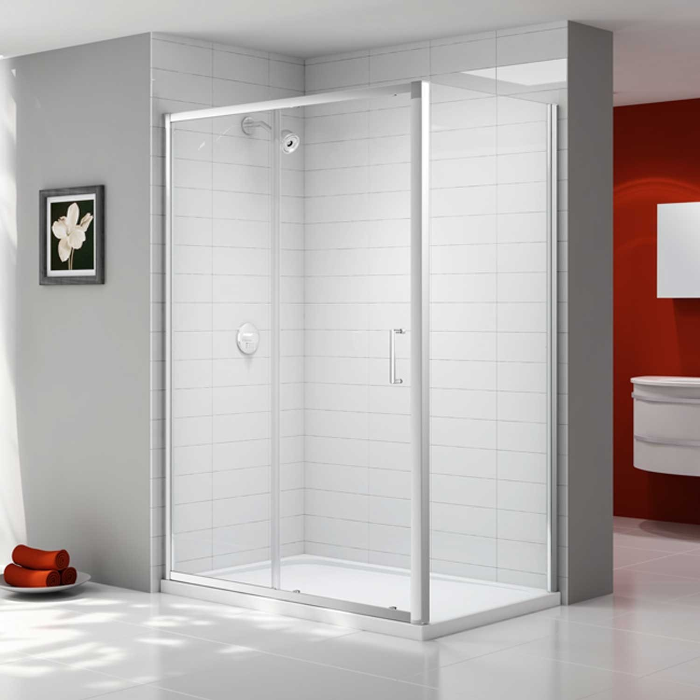 Merlyn Ionic Express Sliding Shower Door A0304c0