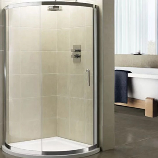 MX DucoStone Quadrant Shower Tray 800mm x 800mm Flat Top