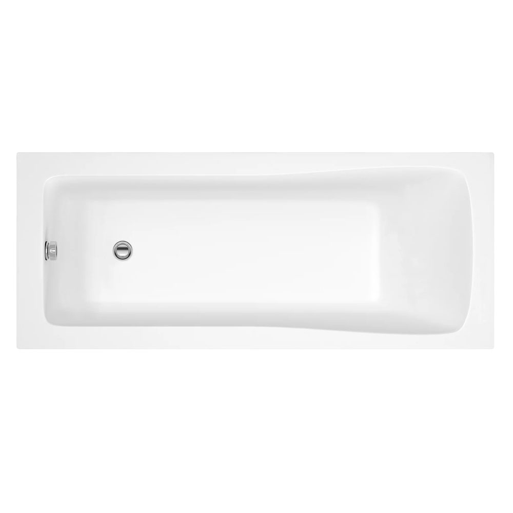 Bliss Complete Bathroom Suite with 1600mm x 700mm Single Ended Bath-0