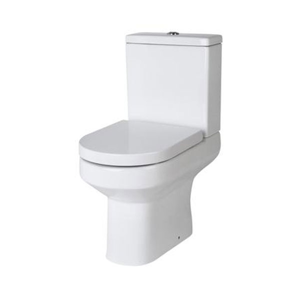 Montego Complete Bathroom Suite with 1700mm x 700mm Square Single Ended Bath-2