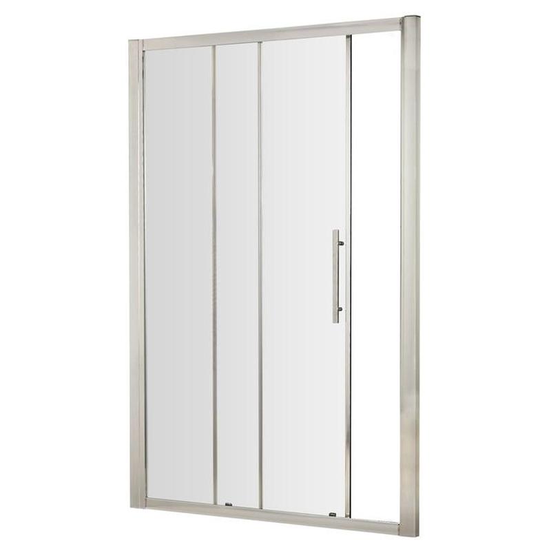 Premier Apex Sliding Shower Door 1400mm Wide - 8mm Glass-2