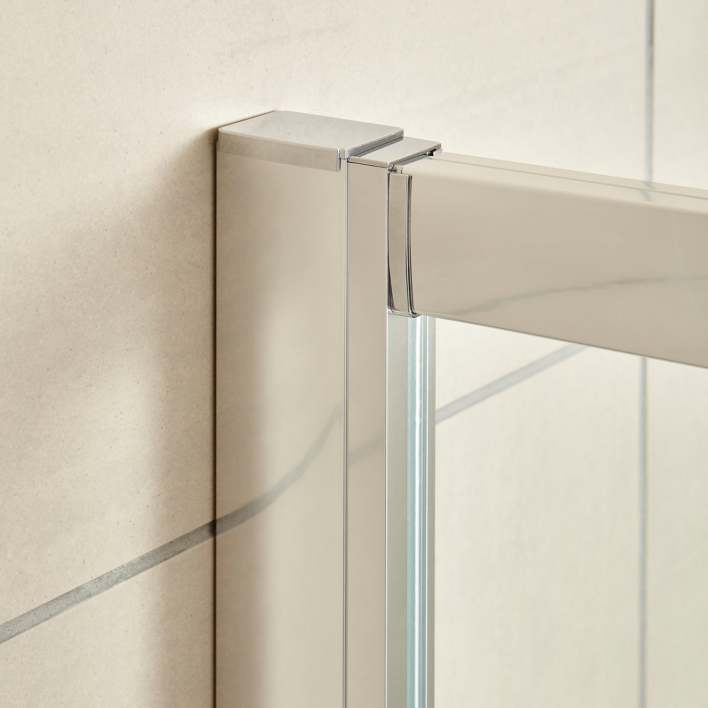 Premier Apex Sliding Shower Door 1400mm Wide - 8mm Glass-3