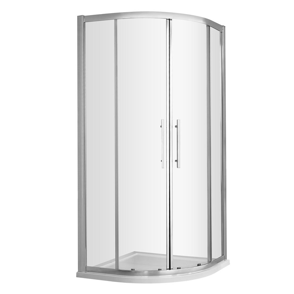 Premier Apex Quadrant Shower Enclosure 1000mm x 1000mm - 8mm Glass-1