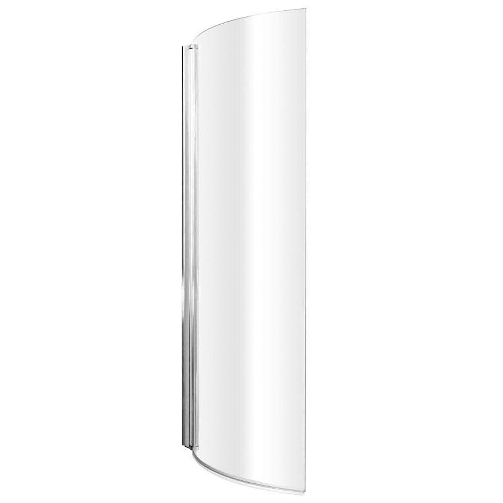 Premier Lawton Complete Bathroom Suite with P-Shaped Shower Bath 1700mm - Left Handed