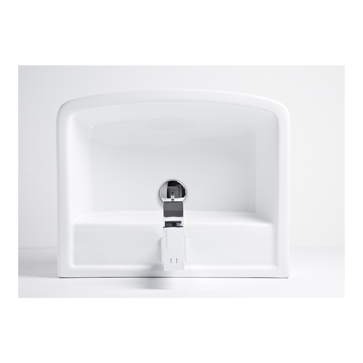 Premier Bliss Basin and Semi Pedestal 520mm Wide 1 Tap Hole-0