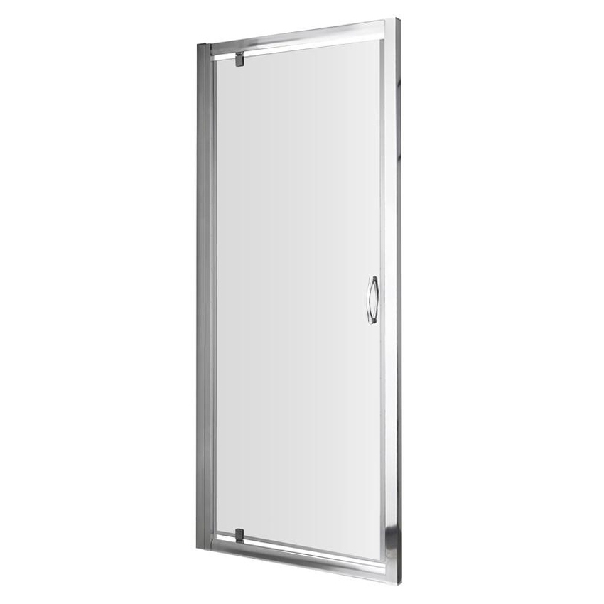 Premier Ella Pivot Shower Door 760mm Wide - 5mm Glass
