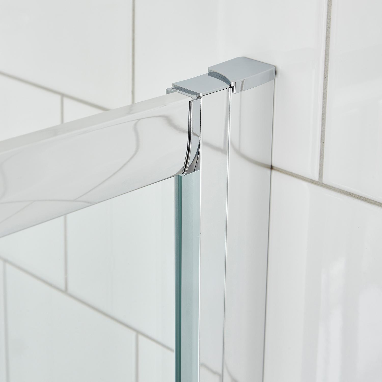 Premier Ella Offset Quadrant Shower Enclosure 1200mm x 800mm - 5mm Glass-1